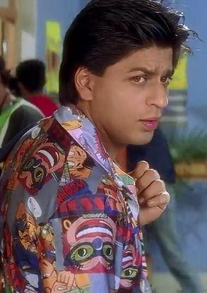 Shahrukh Khan Kuch Kuch Hota Hai 1998 Kuch Kuch Hota Hai Shahrukh Khan And Kajol Celebrity Pictures