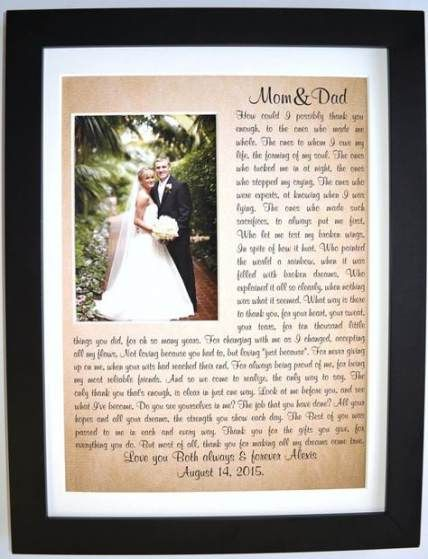 New Wedding Gifts Ideas For Bride And Groom Mom 54 Ideas S C