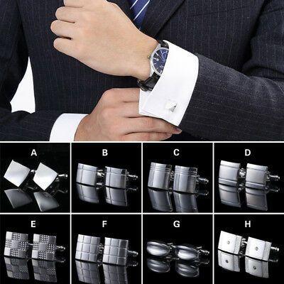 Men Cufflinks Wedding Business Party Formal Jewelry Shirt Cufflinks Wedding Mens Wedding Bands Tungsten Cufflinks Men