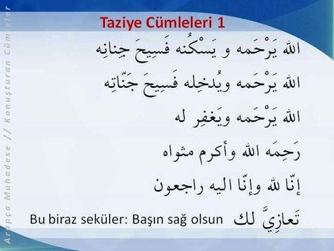 Tuqa Atif Adli Kullanicinin Turkce Turkish Panosundaki Pin Arapca Dili