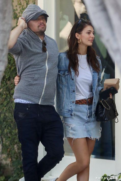 Leonardo DiCaprio and Camila Morrone Out in LA March 2019
