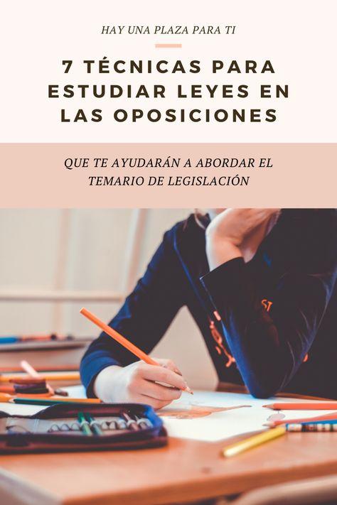 530 Ideas De Oposiciones En 2021 Oposicion Estudiar Oposiciones Ley Procedimiento Administrativo