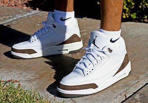 ... 3 retro mocha Air Jordan V ...