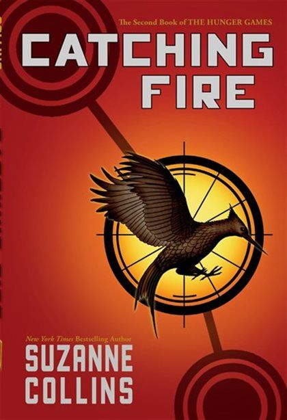 Catching Fire Hunger Games Book Two Catching Fire Book Hunger Games Books Catching Fire