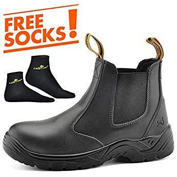 En liquidation Los Angeles en gros SAFETOE Chaussure de Securité Homme Chantier - M8025 S3 ...