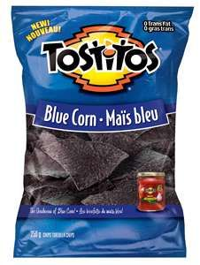 blue tortilla chips ~Percy Jackson i've had something similar to these!! they are really good