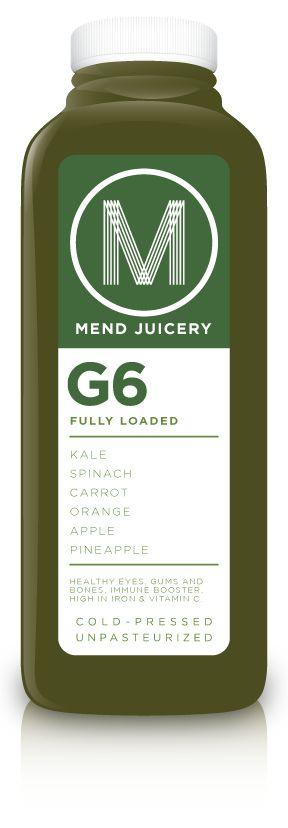 G6: Fully Loaded