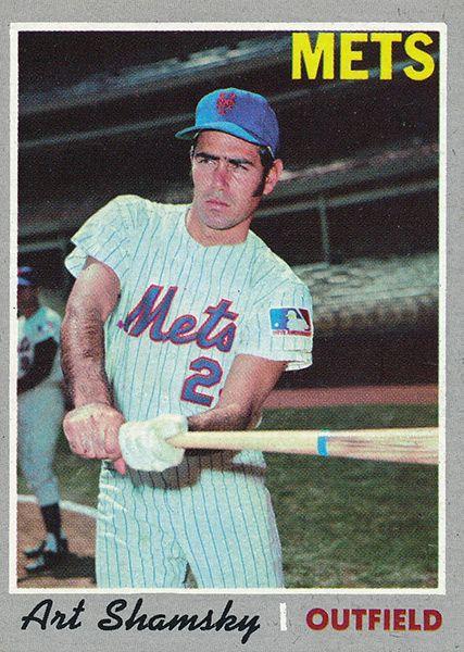 Art Shamsky Jewish Baseball Museum Proud And Jewish