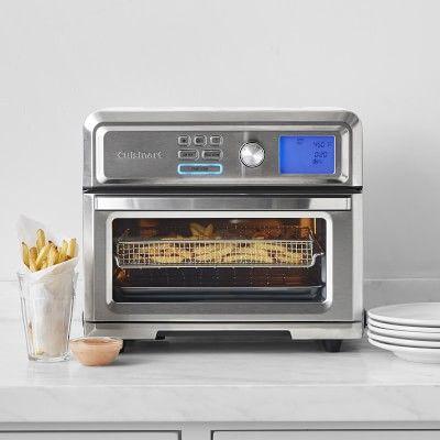Cuisinart Digital Air Fryer Toaster Oven Williamssonoma Toaster Oven Oven Racks