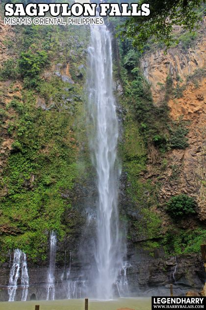 Sagpulon Falls in Jasaan, Misamis Oriental Ph | Places | Pinterest | Oriental and Philippines