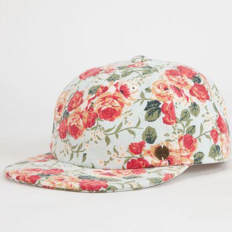 68467a99d49 VANS Leila Womens Strapback Hat 259695164
