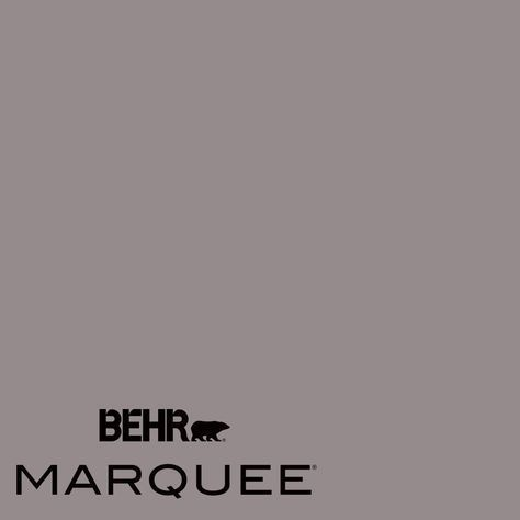 Behr Marquee 1 Gal T18 03 Graylac Matte Interior Paint Primer 145401 The Home Depot Behr Marquee Paint Colors For Home Paint Colors For Living Room