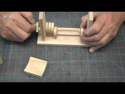 Youtube Marble Machine Rolling Ball Sculpture Wooden Gear Clock