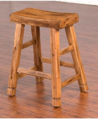 Prime Sedona 24H Rustic Oak Saddle Seat Stool Brown Products Theyellowbook Wood Chair Design Ideas Theyellowbookinfo