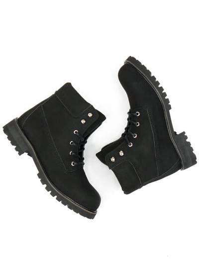 Vegan boots, Steel toe boots