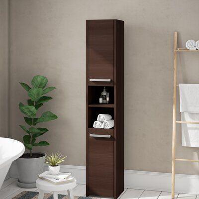 20++ Modern bathroom tall cabinet custom