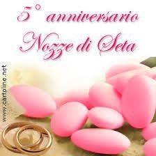 Quinto Anniversario Di Matrimonio.Image Result For Buon Anniversario Anniversario Anniversari