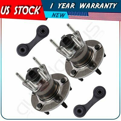 Advertisement Ebay 2 Wheel Hub And Bearing Assembly 2 Sway Bar Link Fits Pontiac G6 2005 2010 In 2020 Things To Sell Pontiac Ebay