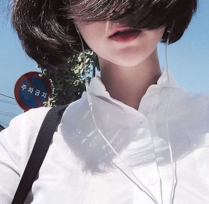 Best Fashion Korean Cute Hair 56 Ideas Ulzzang Girl Girl Short Hair Uzzlang Girl