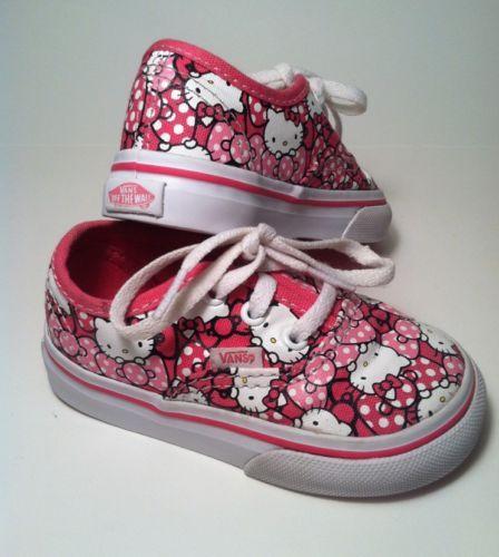 vans shoes size 5