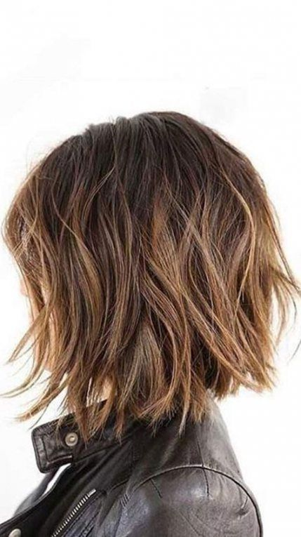 48 Ideenfrisuren Saumen Kurze Abgehackte Bobs New Site Short Thin Hair Hair Styles Short Choppy Hair
