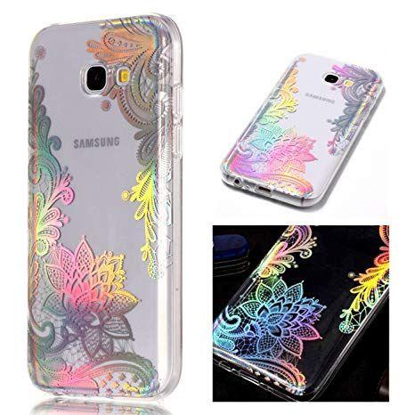 Tpu Hulle Fur Samsung Galaxy A5 2017 Silikon Gel Handyhulle Ultra Dunn Case Fur Samsung Galaxy A5 2017 A520 Schutzhulle Tran Durchsichtig Schutzhulle Handy