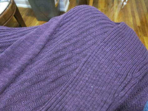 Skies are Blue Abela Open Cardigan Knit Detail - Stitch Fix