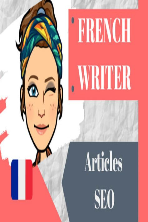 Be your french content writer