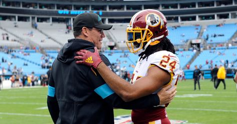 Ron Rivera Cast Out of Carolina Lands With the Washington Redskins - The New York Times