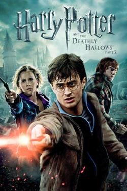 Harry Potter And The Deathly Hallows Part 2 Deathly Hallows Part 2 Harry Potter Movies Harry Potter Deathly Hallows