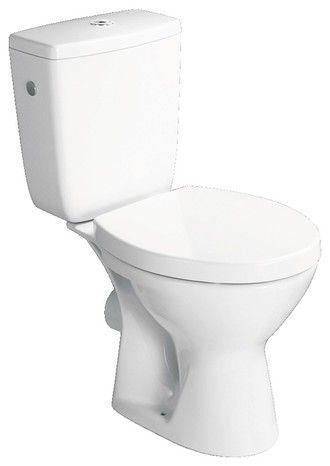 Pack Wc Senator 3 6 L L 35 5 Cm H 78 5 Cm Cersanit Wc A Poser Toilettes