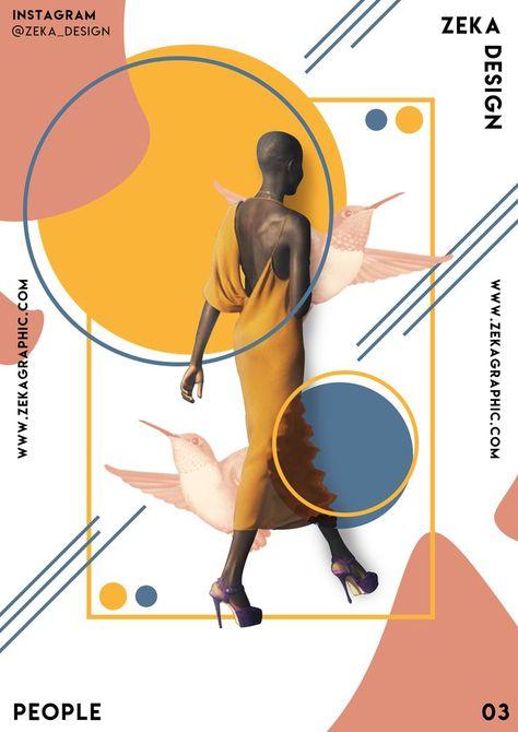 People Poster Design 03 Zeka Design - #Design #People #Poster #Zeka