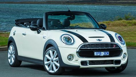 Pin By Batthsons Real Estate On Mini Cooper Convertible Cabrio