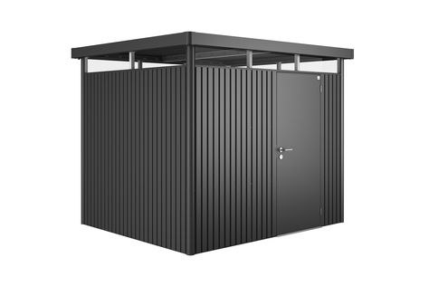 Biohort HighLine Gerätehaus Metall - auf Lager | mein-gartenshop24.de