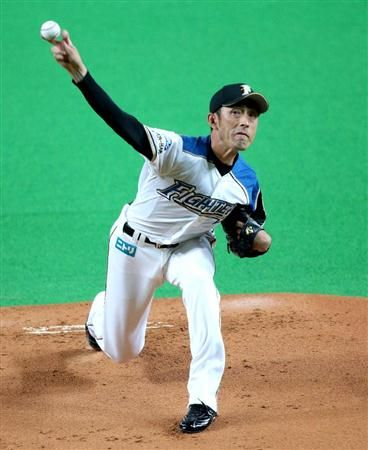 Hiroshi Kisanuki (Hokkaido Nippon-Ham Fighters)