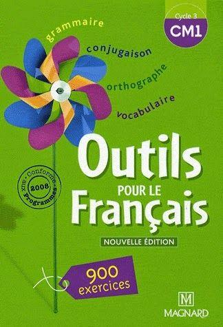Telecharger Outils Pour Le Francais Avec 900 Exercices