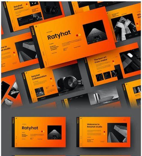 Ratyhat – Business PowerPoint Template