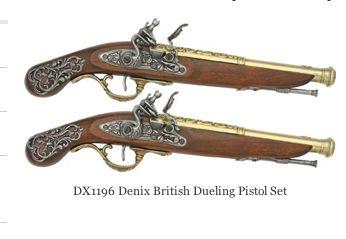 Pistolet de Pirate Set