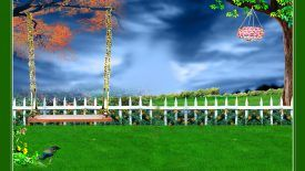Natural Krishna Background Full Hd Lanscape In 2020 Studio Background Images Photoshop Landscape Photo Album Design