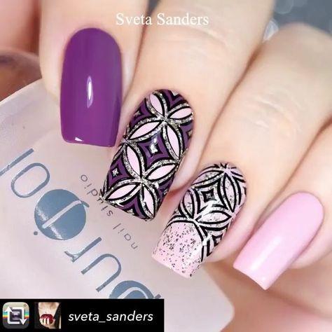I love all your nail work @sveta_sanders 💅🏼 FOLLO