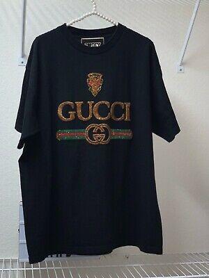 Vintage Gucci Bootleg T Shirt Fashion Clothing Shoes Accessories Mensclothing Shirts Ebay Link Shirts Vintage Gucci Mens Shirts