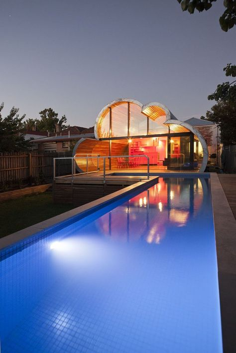 Cloud House by McBride Charles Ryan photographed by John Gollings