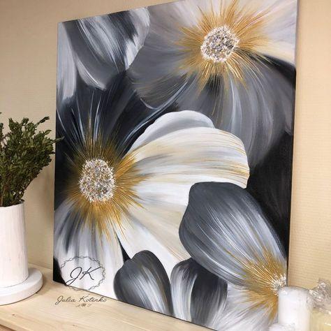 Nouvelle peinture dans mon atelier. ??
