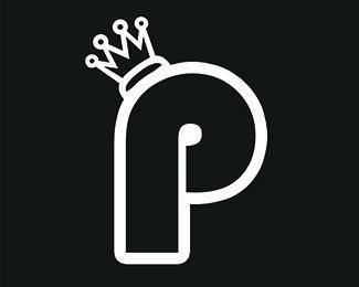 Prince Logo Designed By Atultahaan Logo Design Typographic Logo Logos