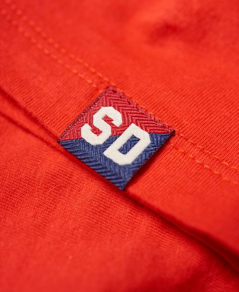 Superdry State Athletic Ringer T-Shirt