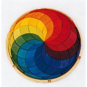 Grimm's Toys Color Spiral. 2013 Faire
