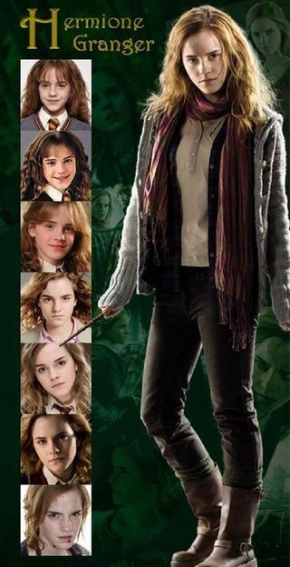 Harry Potter Filme Charactare Hermine Granger Hermine Harry Potter Hermine Granger