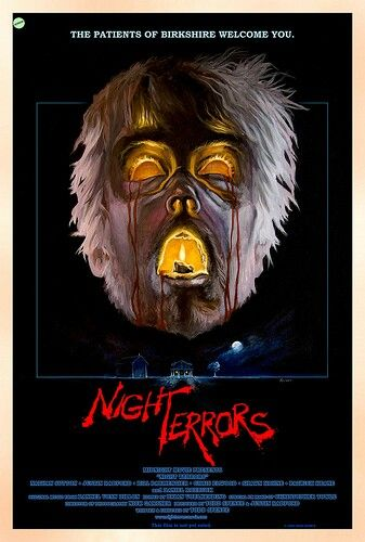 Night Terrors (1993) | A few of my favorite things    in