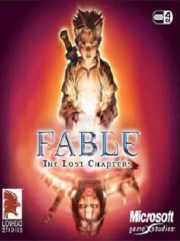 Fable Box Cover Art Fables Chapter Cover Art