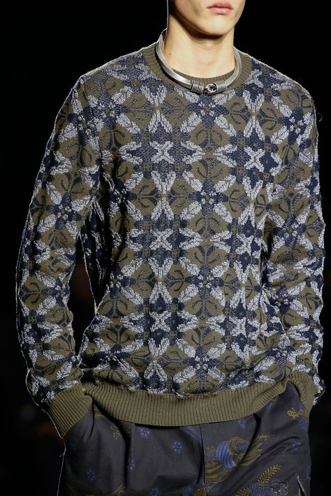 Dries Van Noten - Fall 2015 Menswear - Look 33 of 90